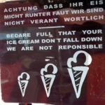 Deutsch ist schwierig… Englisch auch.