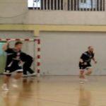 Siebenmeter im Handball