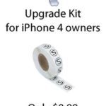 iPhone 4 zu iPhone 4s Upgrade Kit