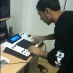 Krasser arabischer DJ
