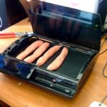 Playstation 3-Grill