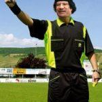 Schiedsrichter für das Spiel Schweiz gegen Honduras