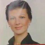 Sahra Wagenknecht, das Rassenweib