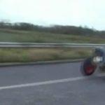 Traktor mit Turbo