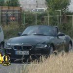 Versunkener BMW