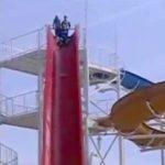 Wasserrutschen-Fail